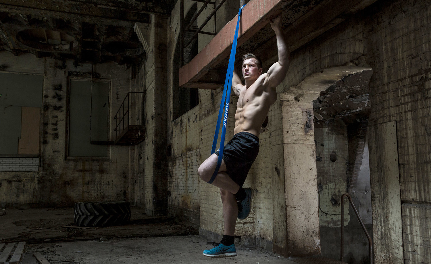 Resistance bands and power bands: the power of resistance
