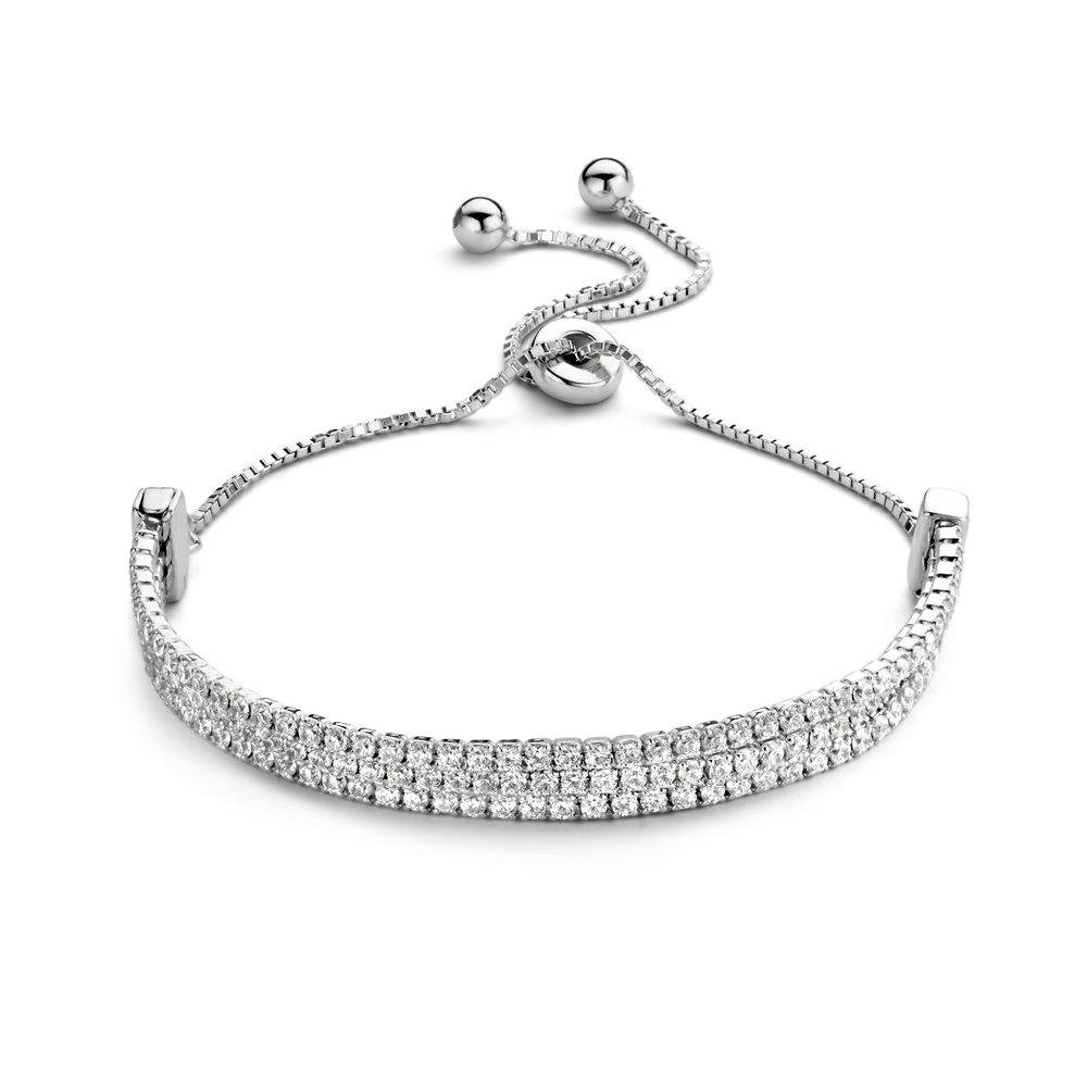 Parte di Me Luce Mia Vittoria 925 sterling silver bracelet