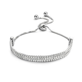 Parte di Me Luce Mia Vittoria 925 sterling zilveren armband