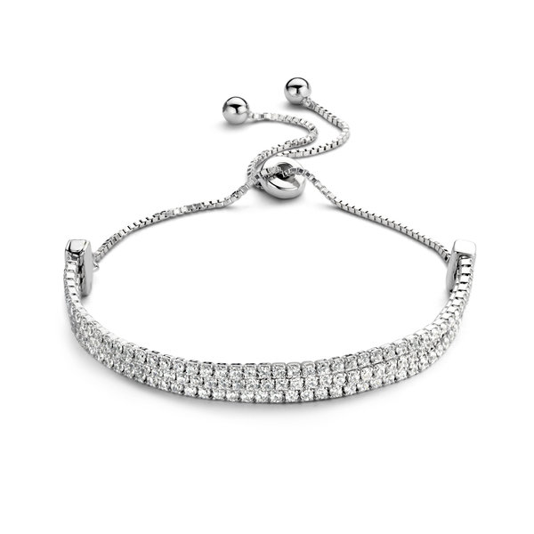 Parte di Me Ponte Vecchio Vasariano 925 Sterling Silber Armband