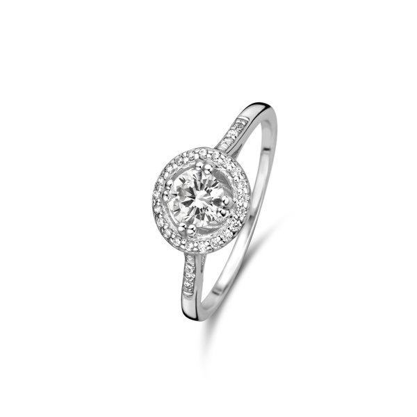 Parte di Me Luce Mia Dalia 925 sterling zilveren ring