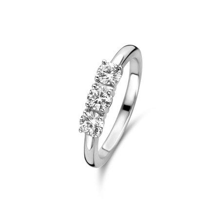 Parte di Me Ponte Vecchio Vasariano 925 sterling sølv ring