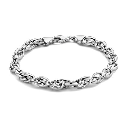 Parte di Me Bibbiena Poppi San Fedele bracciale in argento sterling 925
