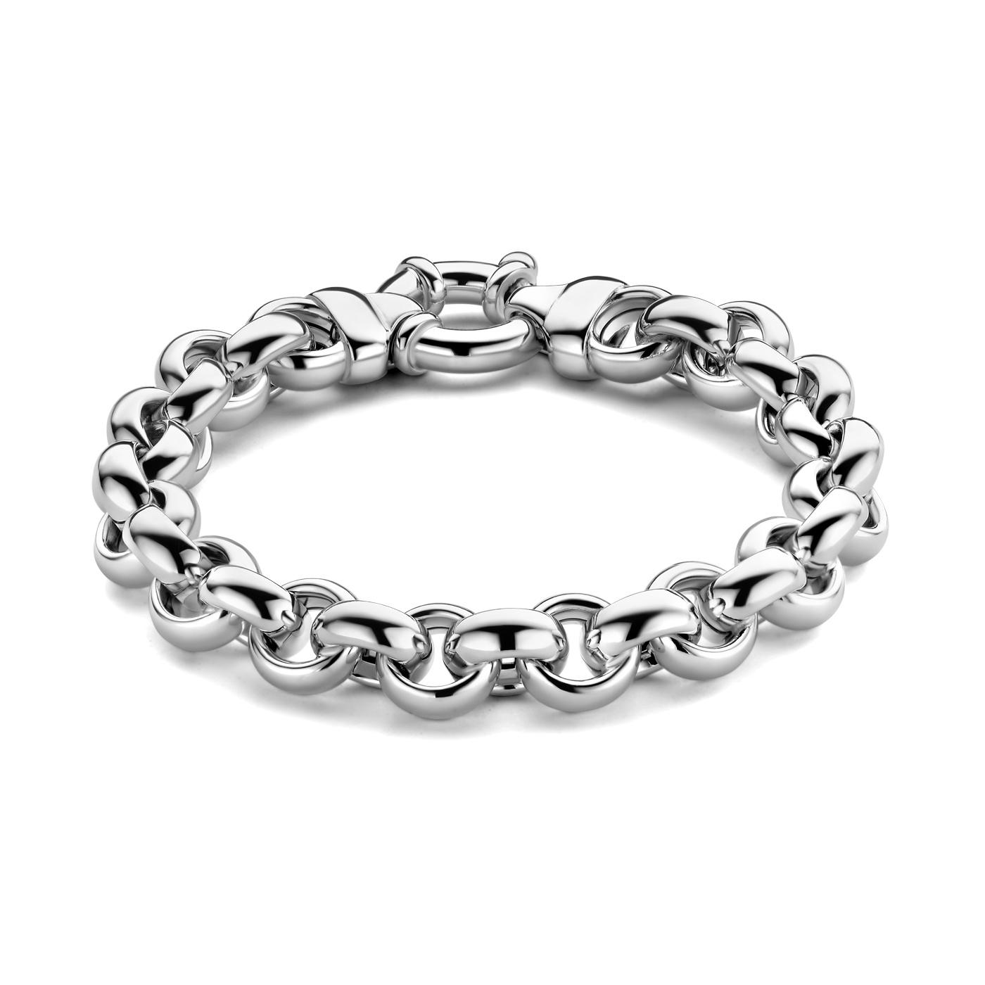Parte di Me Bibbiena Poppi San Fedele 925 Sterling Silber Armband