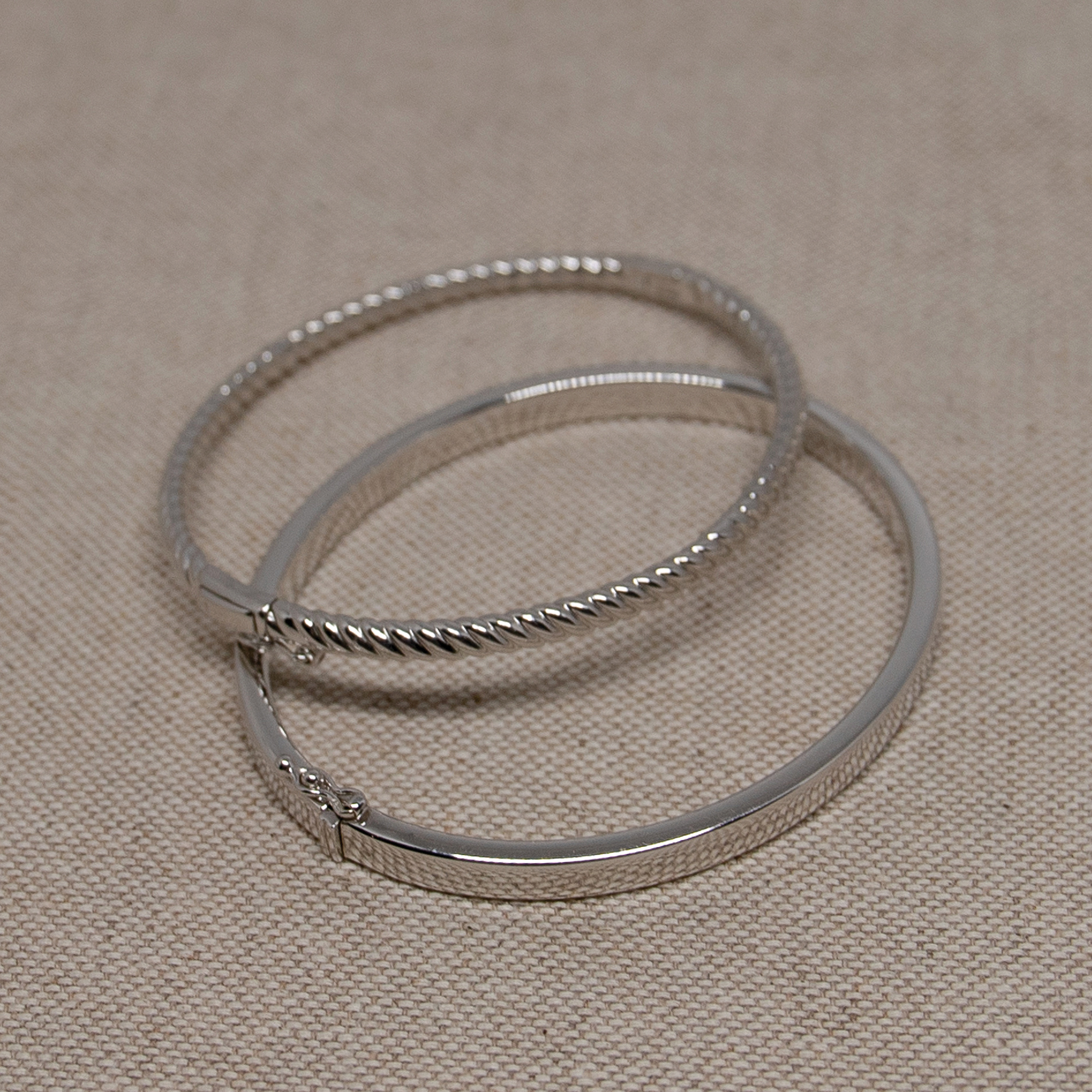 Parte di Me Bibbiena Poppi 925 sterling silver bangle