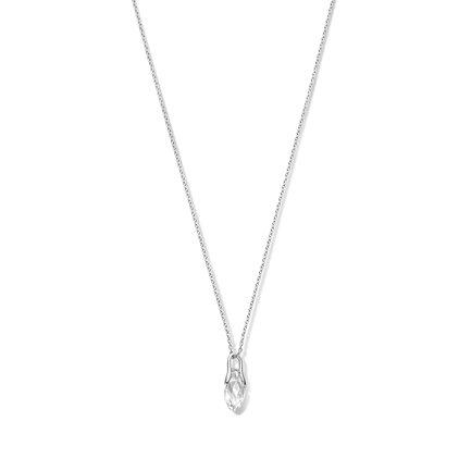 Parte di Me La Sirena Ombrone collana in argento sterling 925
