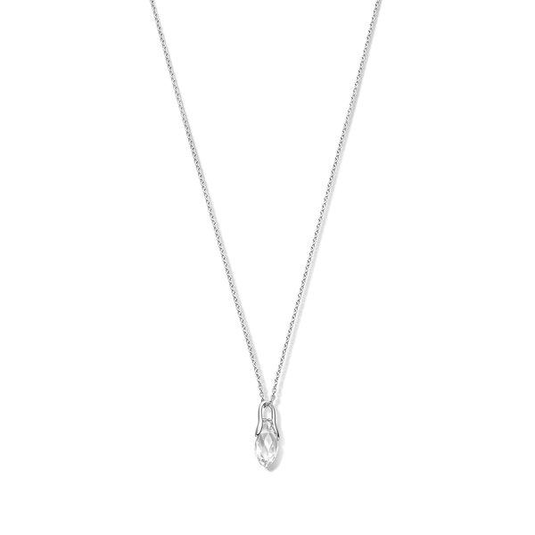 Parte di Me La Sirena Ombrone halsband i 925 sterling silver