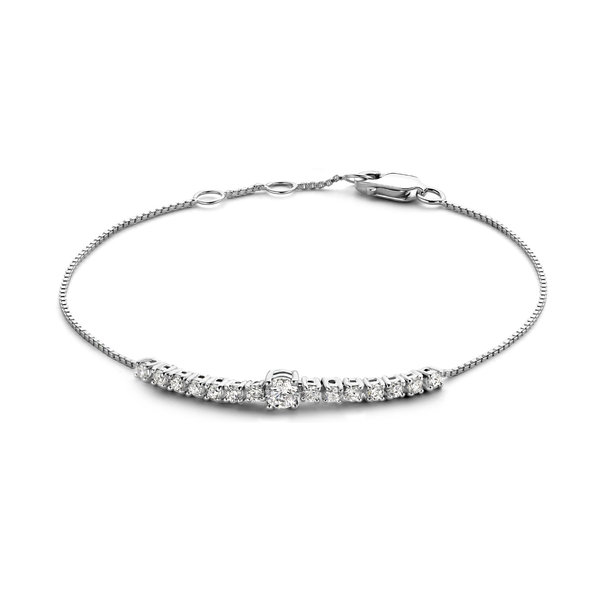 Parte di Me Ponte Vecchio Uffizi 925 Sterling Silber Armband