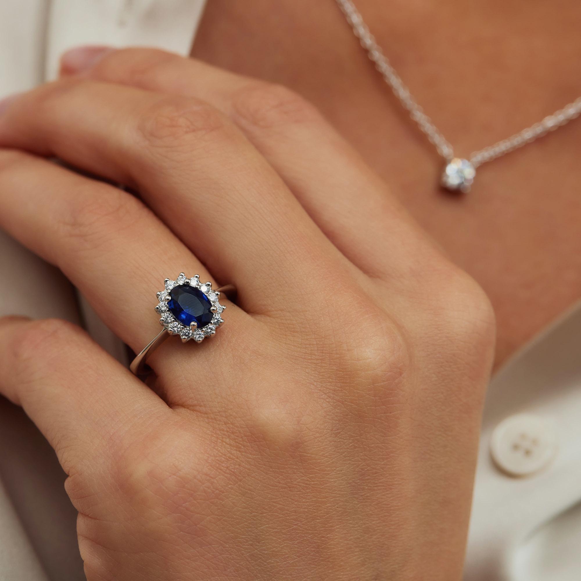 Parte di Me Brioso Cortona Lia anello in argento sterling 925
