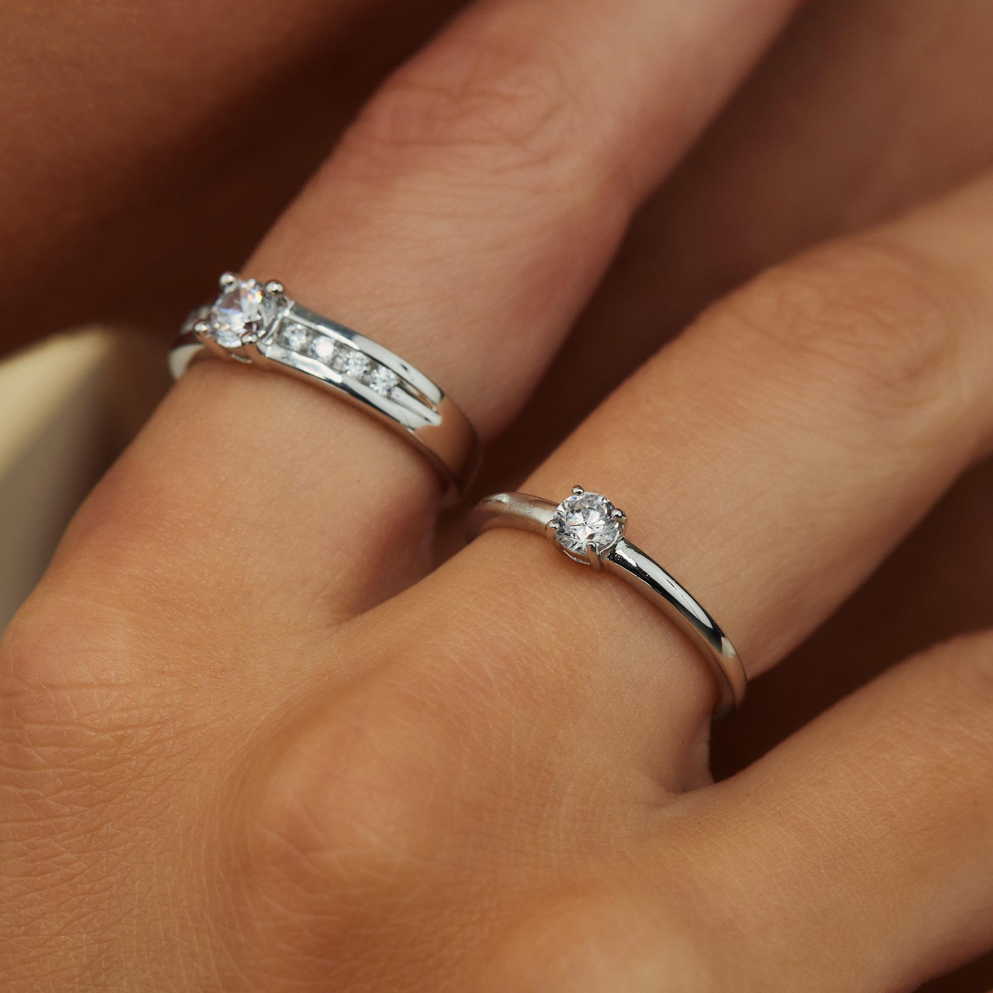 Parte di Me Ponte Vecchio Uffizi anello in argento sterling 925