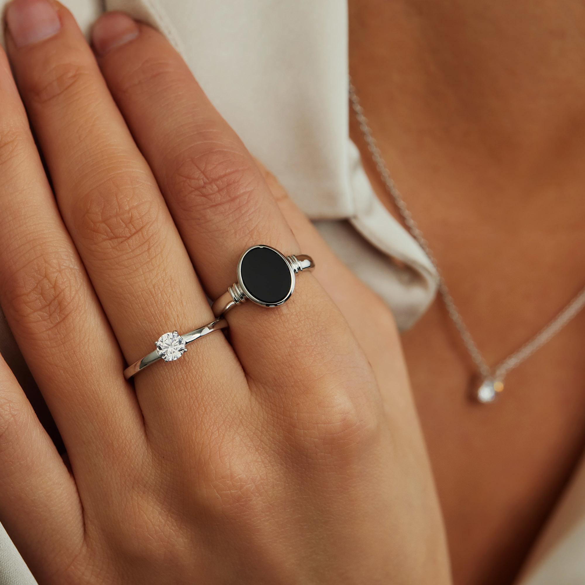 Parte di Me Bella Vita Milena ring i 925 sterling silver
