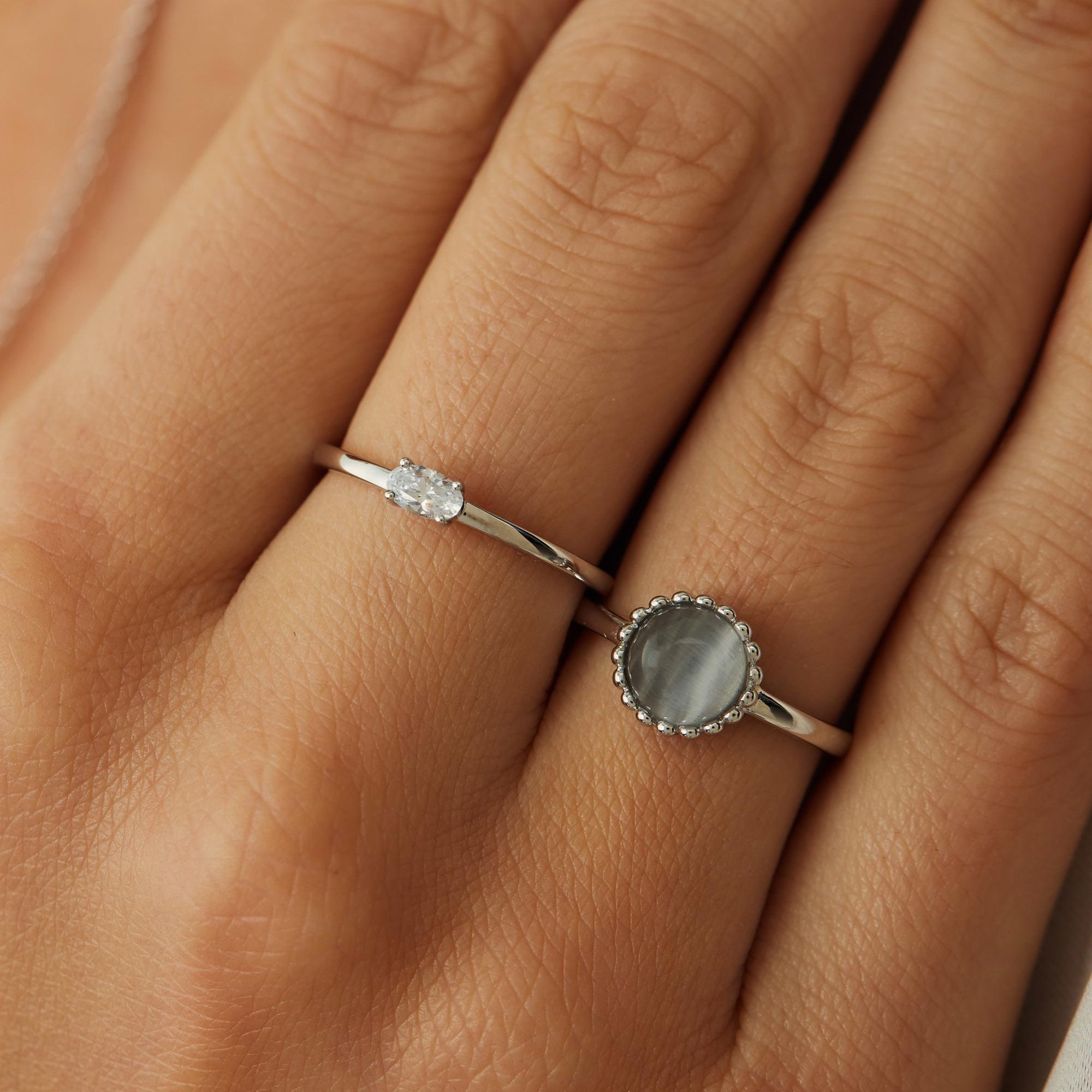 Parte di Me Brioso Cortona Chiara 925 sterling sølv ring