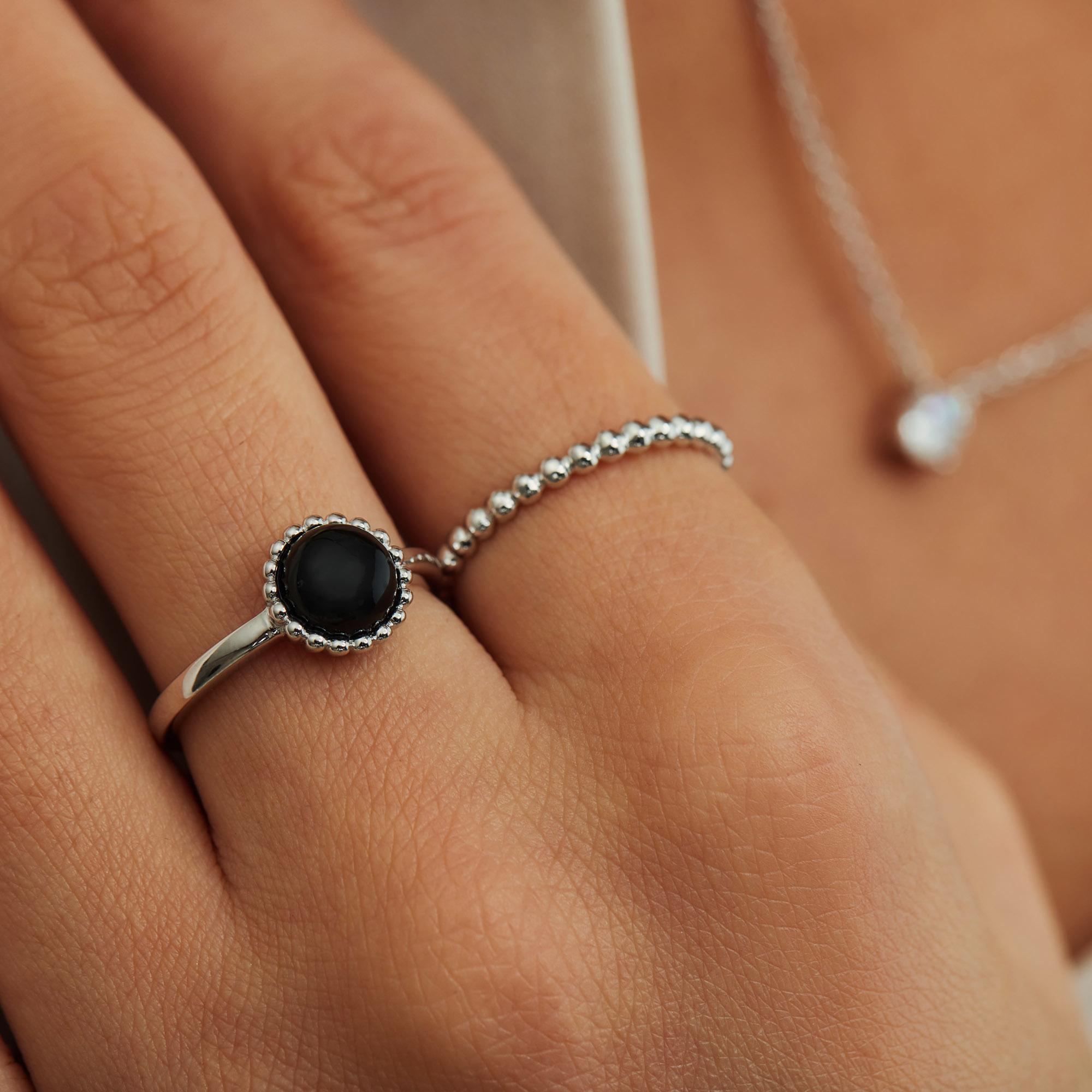 Parte di Me Brioso Cortona Margaretha anello in argento sterling 925