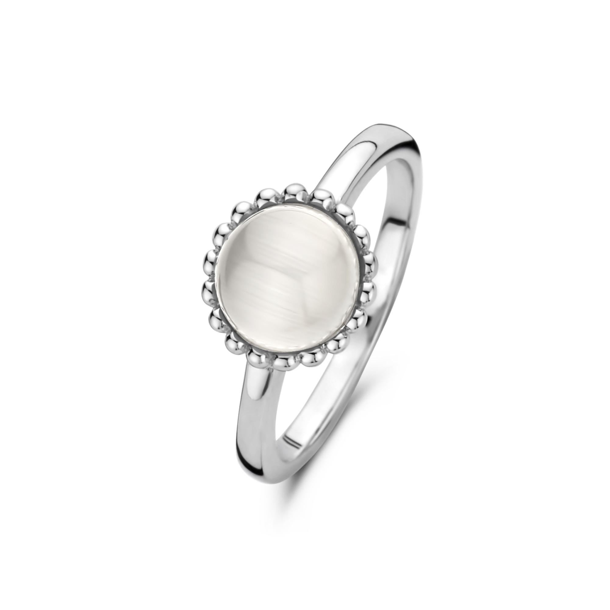 Parte di Me Brioso Cortona Chiara 925 sterling zilveren ring met cat eye