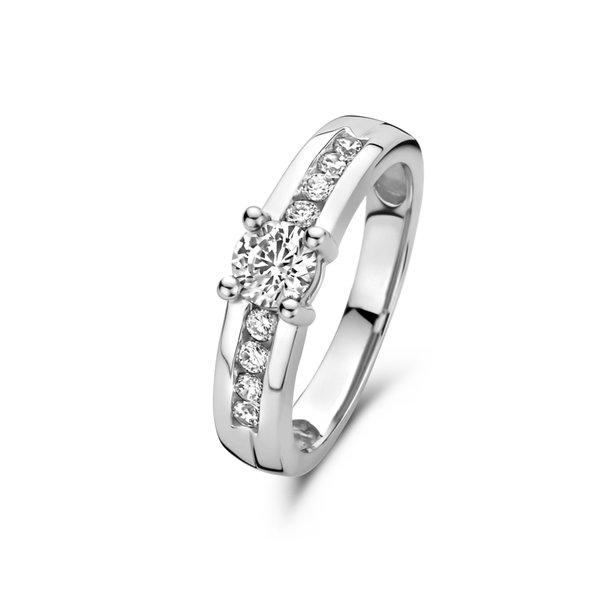 Parte di Me Ponte Vecchio Uffizi 925 sterling zilveren ring
