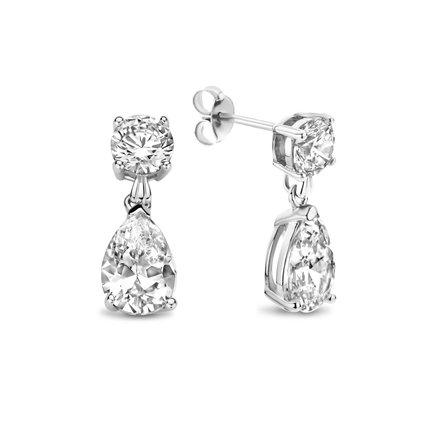 Parte di Me Bella Vita Sienna 925 sterling silver drop earrings
