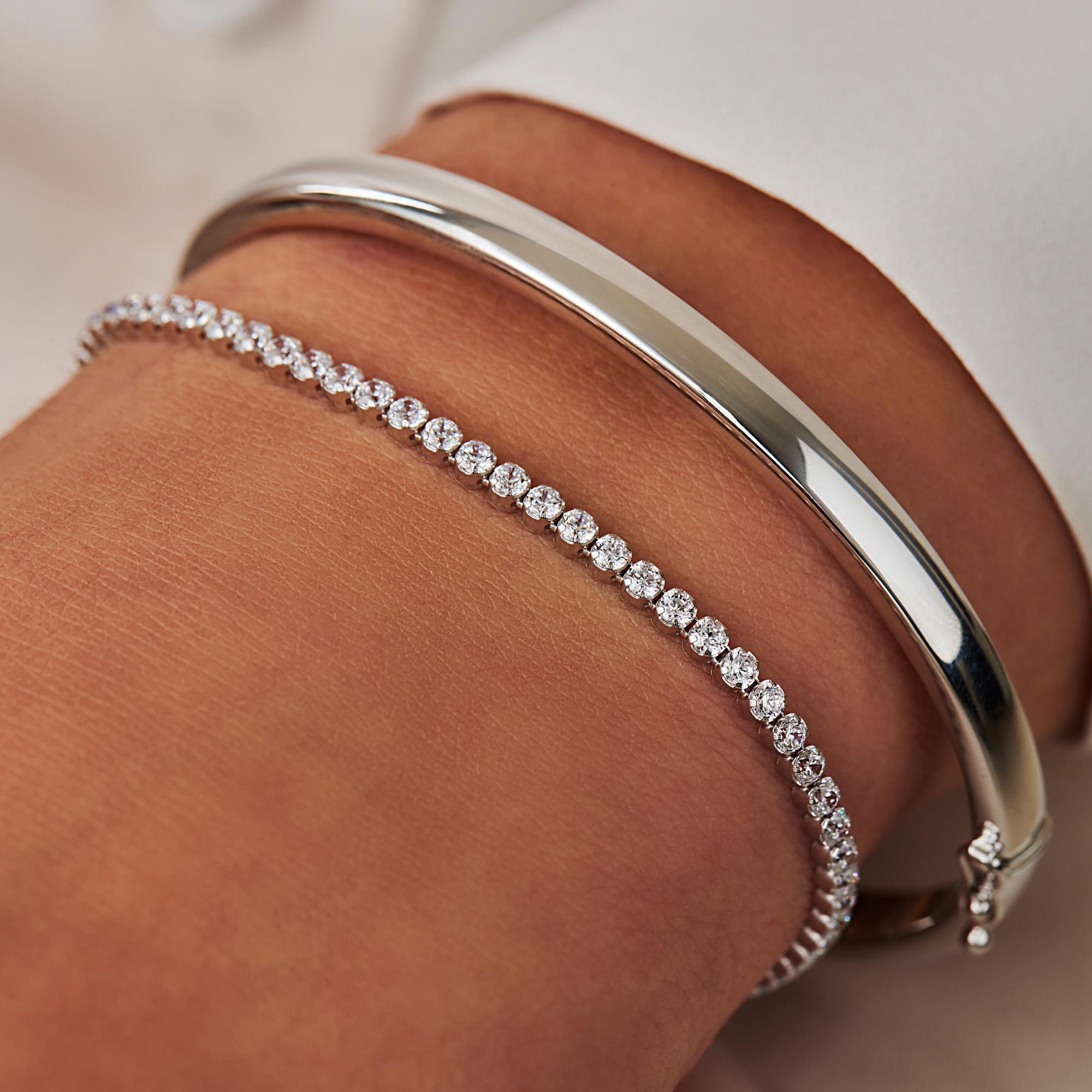 Parte di Me Ponte Vecchio Pitti 925 Sterling Silber Armband