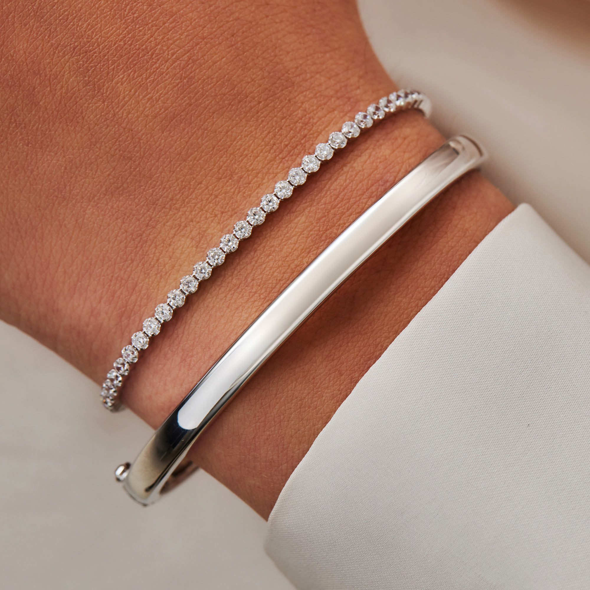 Parte di Me Ponte Vecchio Pitti 925 sterling sølv armbånd