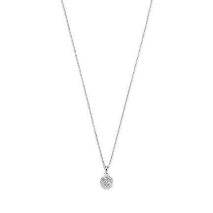 Parte di Me Luce Mia Dalia collana in argento sterling 925