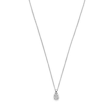 Parte di Me Bella Vita Sienna collana in argento sterling 925