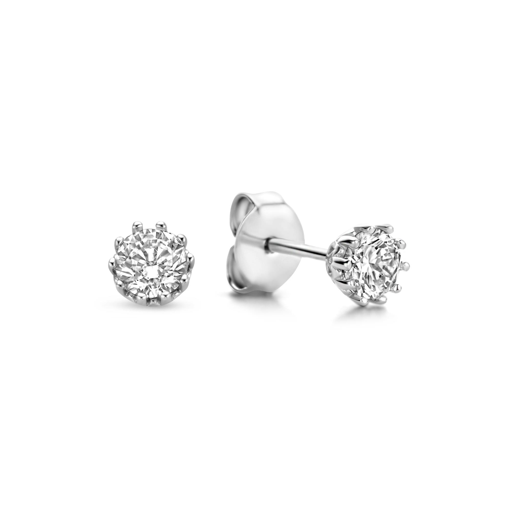 Parte di Me Cento Luci Mila 925 sterling silver ear studs
