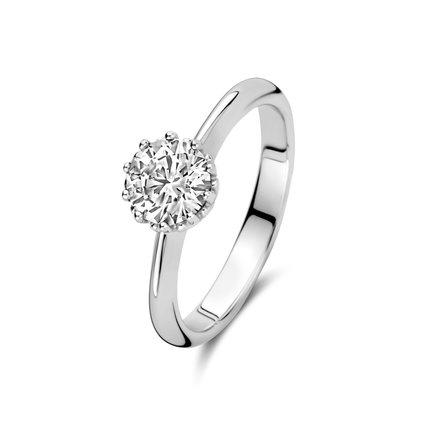 Parte di Me Cento Luci Rosia anello in argento sterling 925