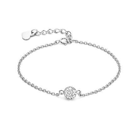 Parte di Me Cento Luci Rosia bracciale in argento sterling 925
