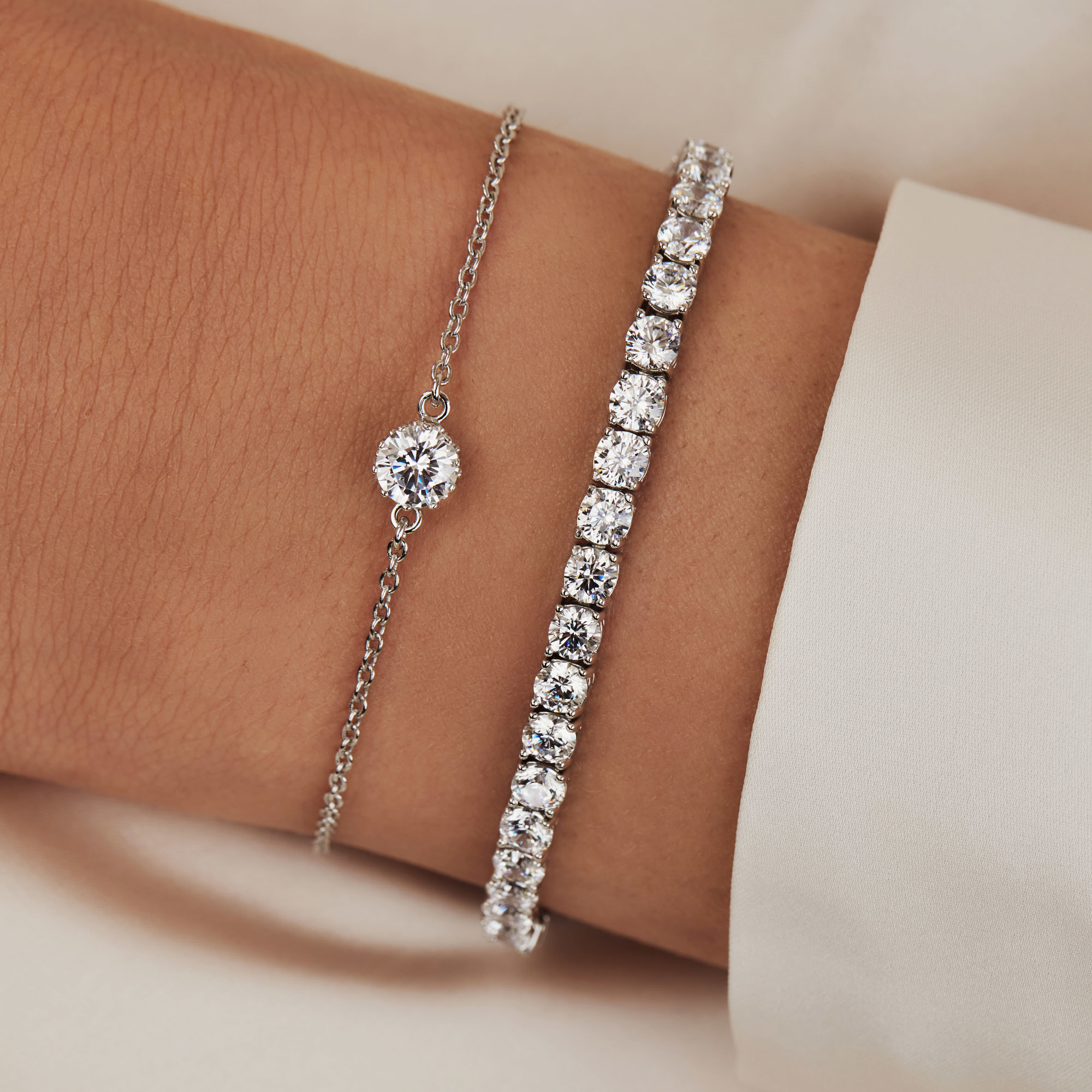 Parte di Me Cento Luci Mila 925 Sterling Silber Armband