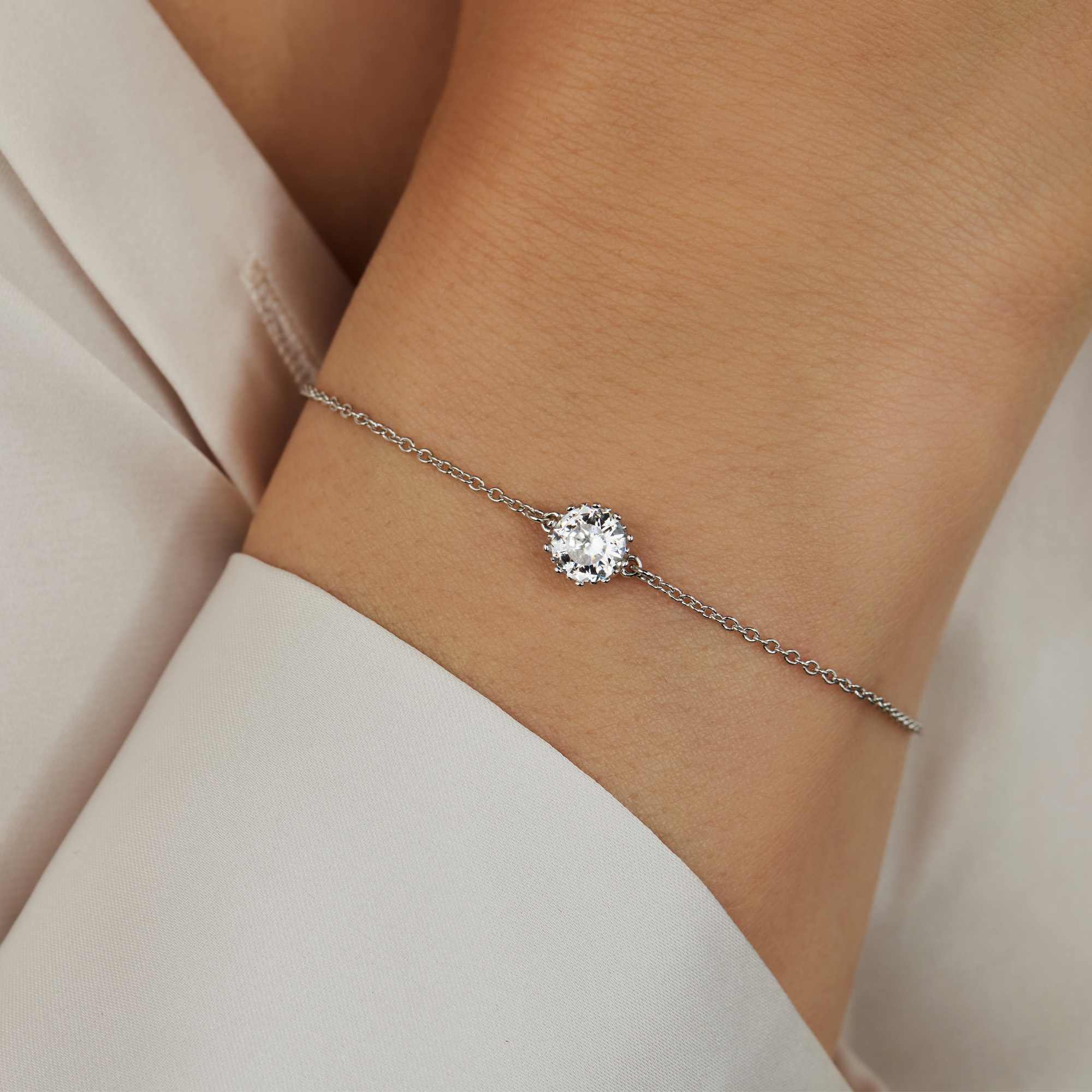 Parte di Me Sorprendimi collana e bracciale in argento sterling 925