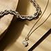 Parte di Me Luce Mia Dalia 925 sterling sølv halskæde