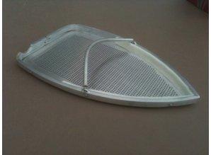 Teflonzool met aluminium kader voor VEIT (HP 2003)