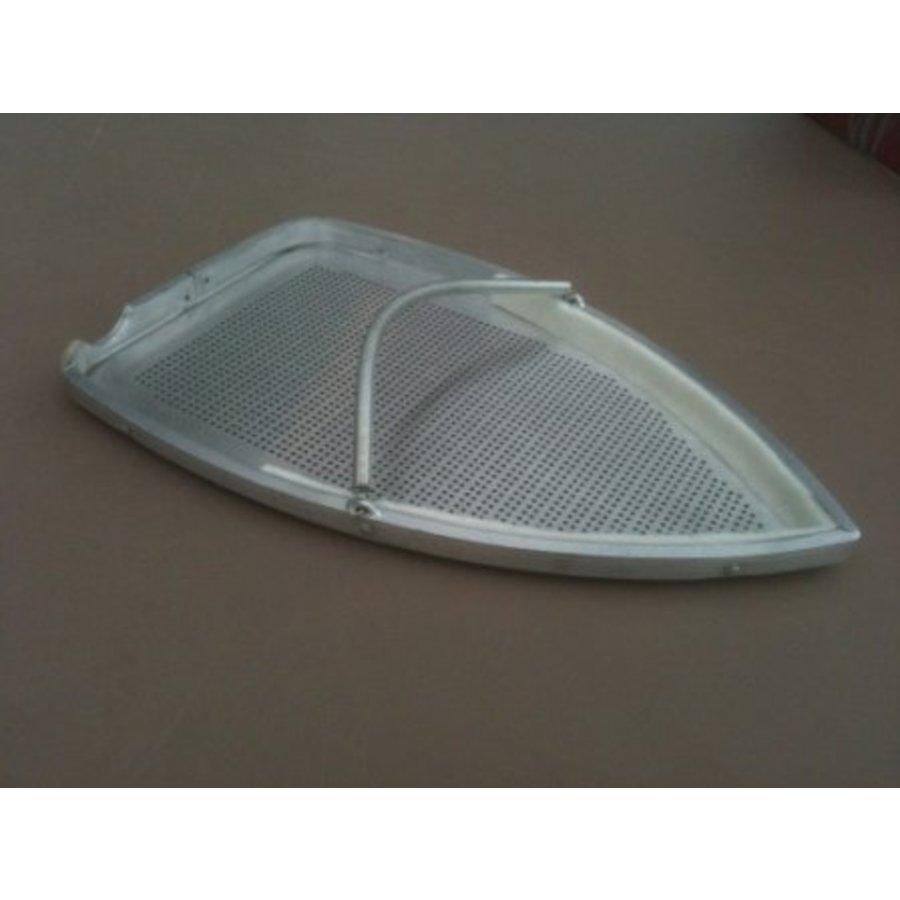 Teflonzool met aluminium kader voor VEIT (HD 2000)-1