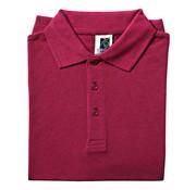 Overige merken Vitello Polo comfort fit L, bordeaux, 1 stuk
