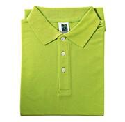 Overige merken Vitello Polo comfort fit L, lime, 1 stuk
