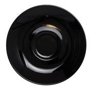 Overige merken Maastricht Koffieschotel 13,5 cm zwart, 1 stuk