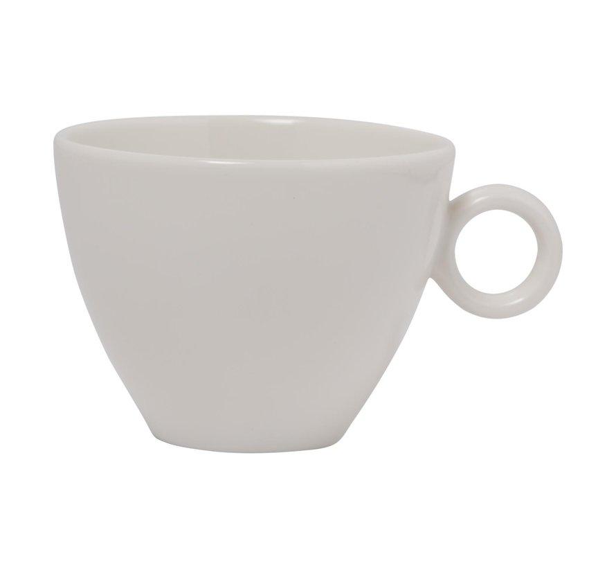 Maastricht Cappuccinokop 23 cl wit, 1 stuk
