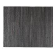Overige merken Blad Melamine 60 cm x 70 cm, haci'nda zwart, 1 stuk