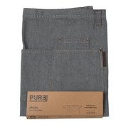 Chaud Deva Chaud Devant Sloof Forene grey denim, 1 stuk