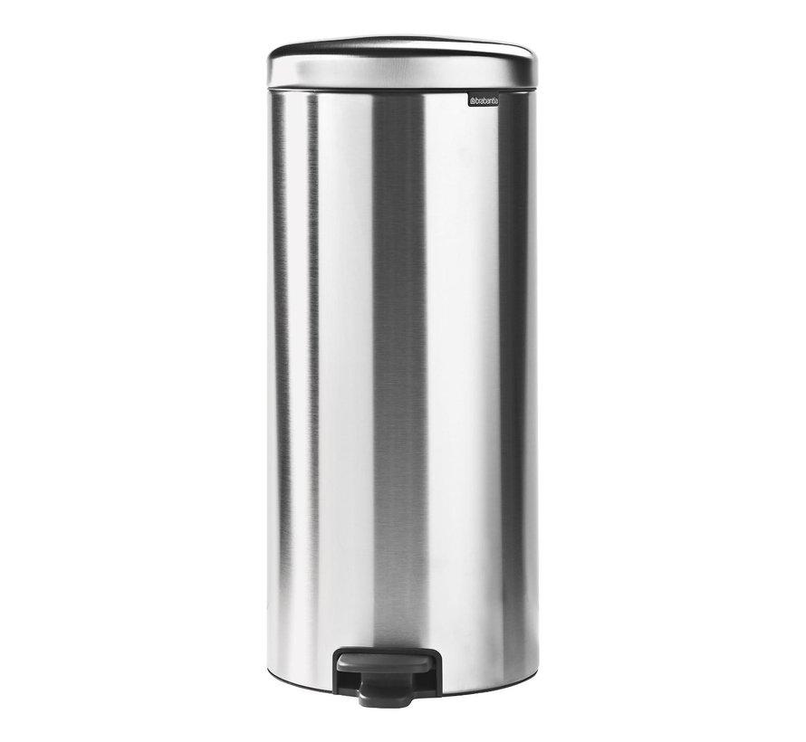 Brabantia Pedaalemmer 30 liter, 1 stuk
