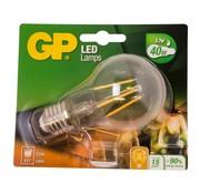 Overige merken Gp LED-lamp Filament Classic 4-40W E27, 1 stuk