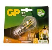 Overige merken Gp LED-lamp Filament Mini Globe 4-40W E27, 1 stuk