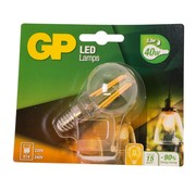 Overige merken Gp LED-lamp Filament Mini Globe 4-40W E14, 1 stuk