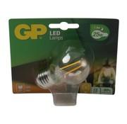 Overige merken Gp LED-lamp Filament Mini Globe 2-25W E27, 1 stuk
