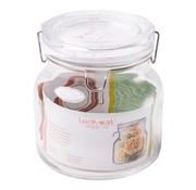 Overige merken Luigi Borm Voorraadpot Lock-Eat Handy Jar 1,5 liter, 1 stuk