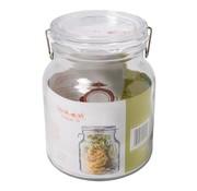 Overige merken Luigi Borm Voorraadpot Lock-Eat Handy Jar 2 liter, 1 stuk