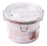 Overige merken Luigi Borm Voorraadpot Lock-Eat Food Jar XL 0,5 liter, 1 stuk
