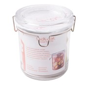 Overige merken Luigi Borm Voorraadpot Lock-Eat Food Jar XL 0,75 liter, 1 stuk
