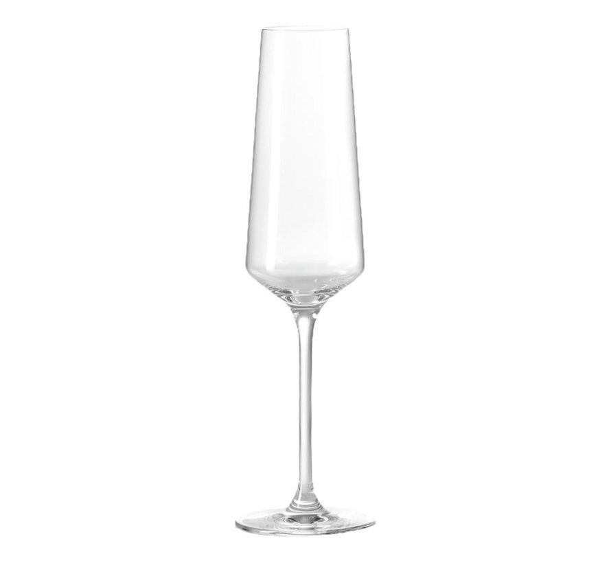 Leonardo Champagne glas 28 cl, 6 stuks