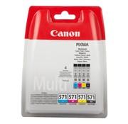 Overige merken Canon Inktcartridge CLI 571 Multipack, 1 stuk