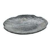 Overige merken Cheforward Bord marmer zwart 31 cm, 1 stuk